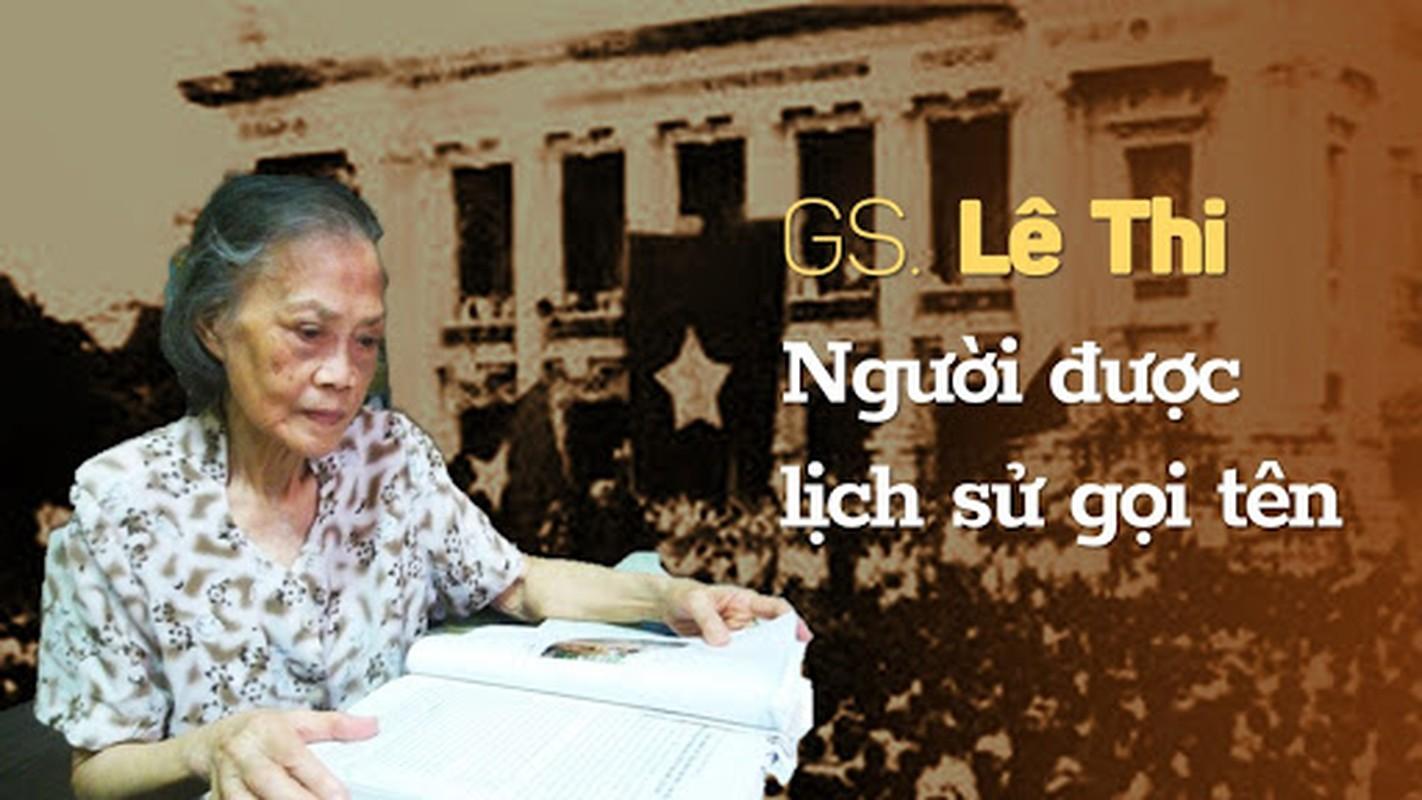 Chuyen ve nha khoa hoc keo co To quoc Ngay doc lap 2/9/1945