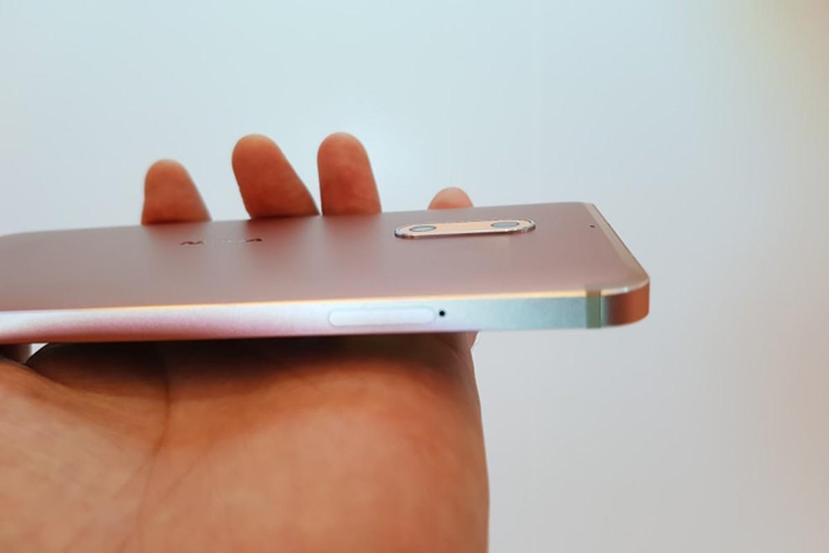 Tren tay Nokia 6 mau vang dong, gia sinh vien-Hinh-11
