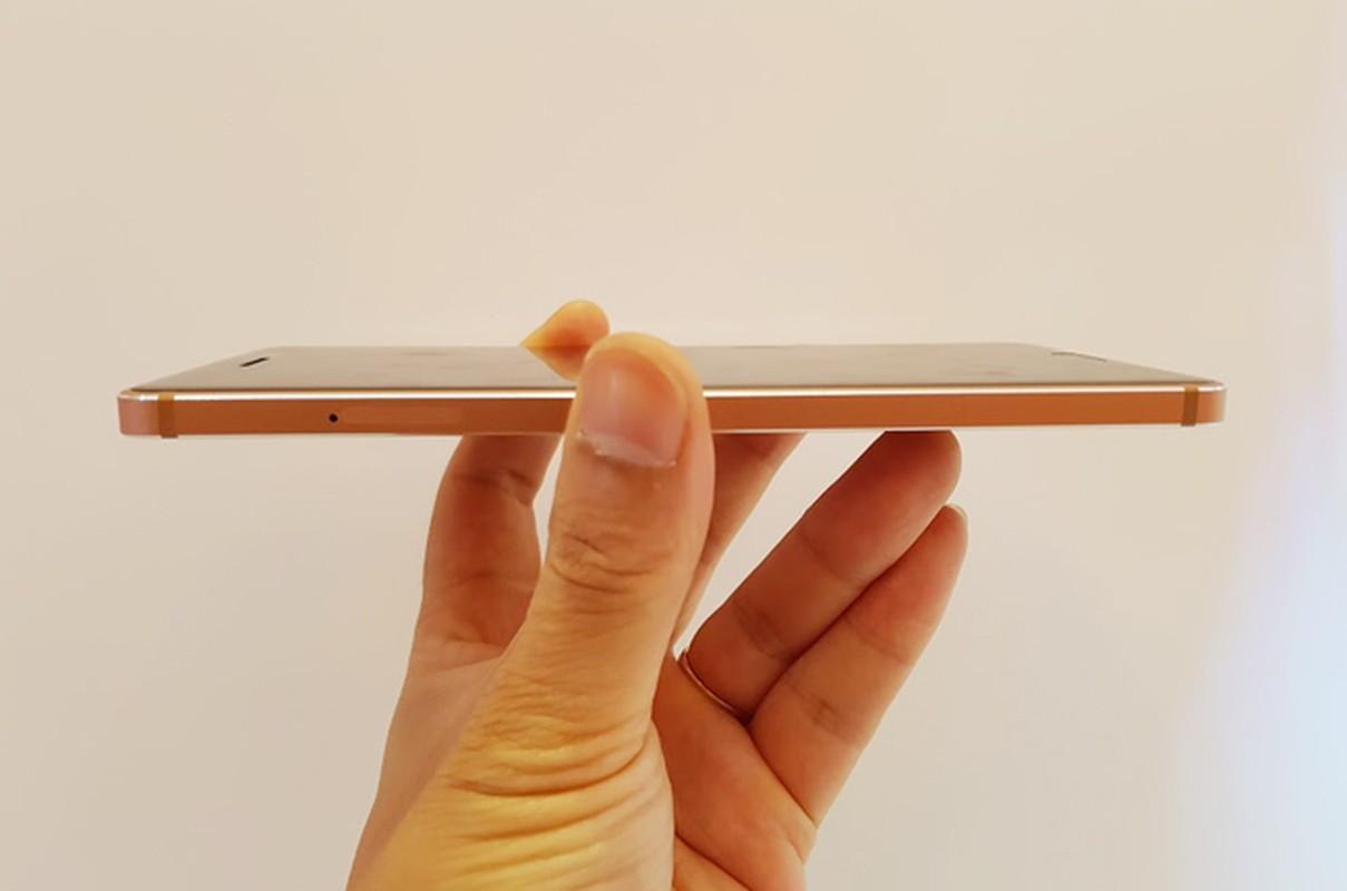 Tren tay Nokia 6 mau vang dong, gia sinh vien-Hinh-7