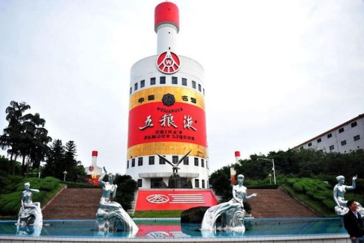 Ngo ngang nhung toa nha di thuong, chi co o Trung Quoc-Hinh-5