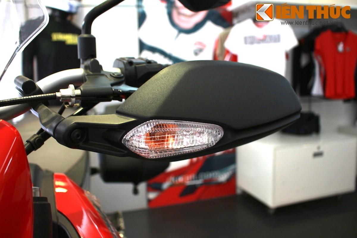 Ducati Hyperstrada phien ban 2015