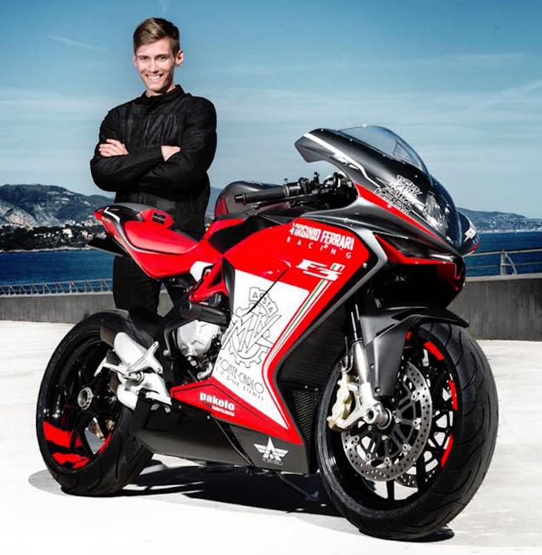 """""""Doc ban"""" MV Agusta F3 len dan ao Virginio Ferrari Racing cuc dinh-Hinh-2"""