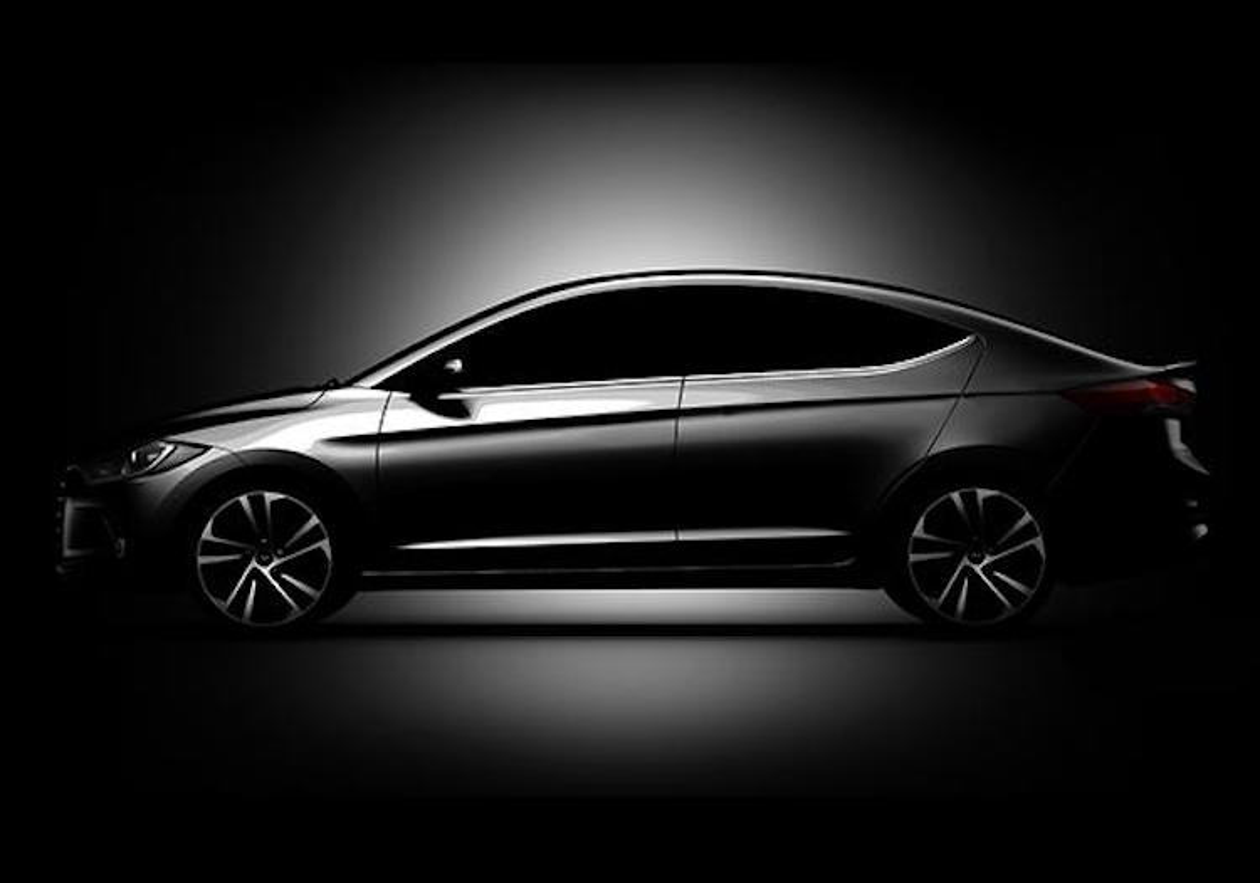 Hyundai tung loat hinh anh mau sedan hang C Elantra/Avante-Hinh-2