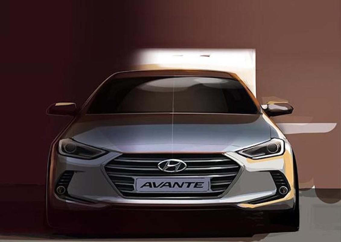Hyundai tung loat hinh anh mau sedan hang C Elantra/Avante-Hinh-3