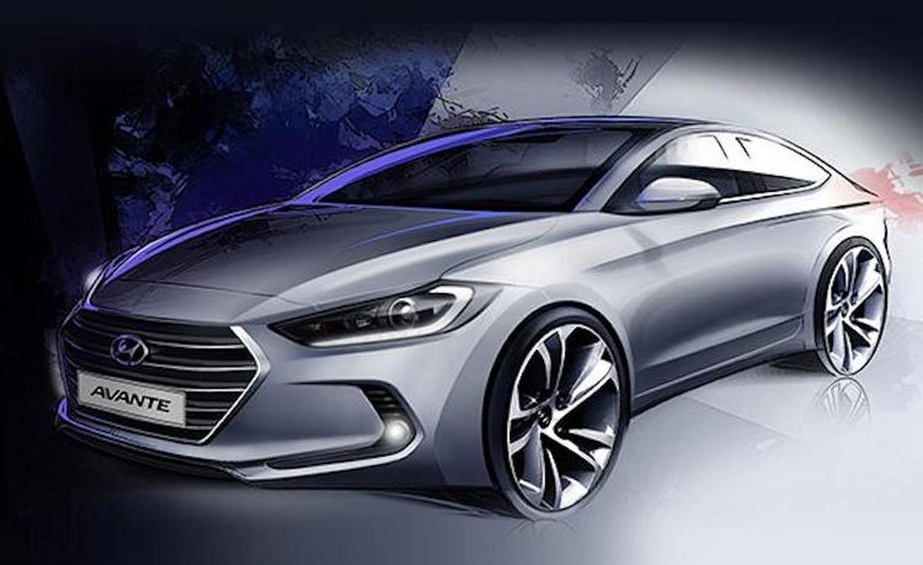 Hyundai tung loat hinh anh mau sedan hang C Elantra/Avante-Hinh-7
