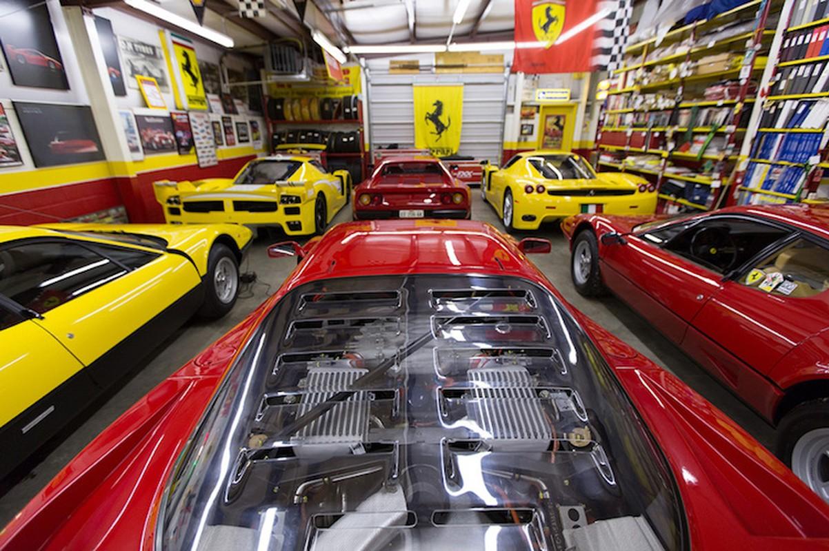 Doi vo chong gia va bo suu tap sieu xe Ferrari trieu do-Hinh-3