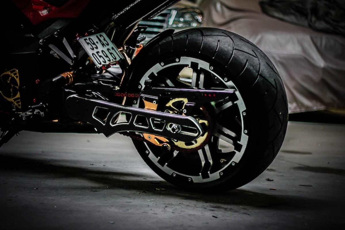 """""""Quai vat"""" banh lon Kawasaki Z1000 hang doc tai Sai Thanh-Hinh-4"""