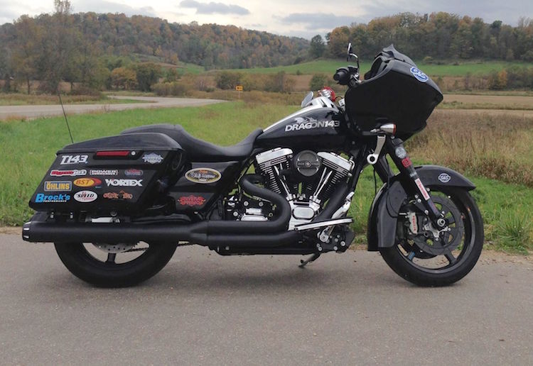"""Can canh Harley Road Glide Ultra """"rong dien"""" 160 ma luc-Hinh-2"""