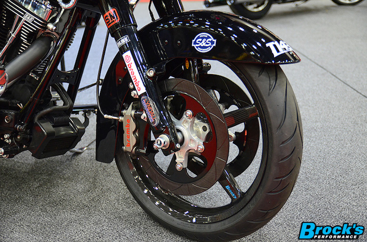 """Can canh Harley Road Glide Ultra """"rong dien"""" 160 ma luc-Hinh-3"""
