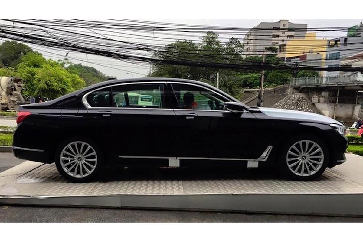 "BMW 7 Series the he moi ""tai xuat hien"" tai Ha Noi"