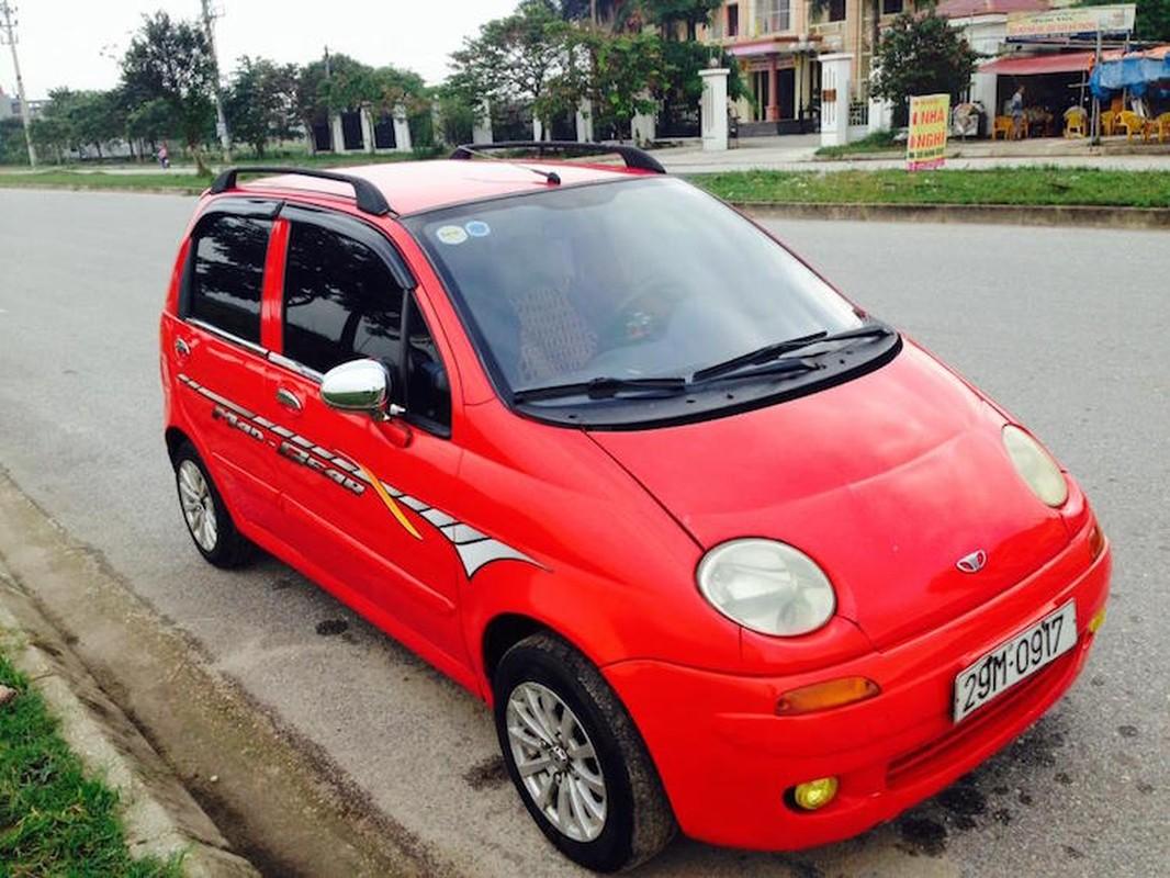 Loat xe oto cu gia duoi 100 trieu dong tai Viet Nam-Hinh-4