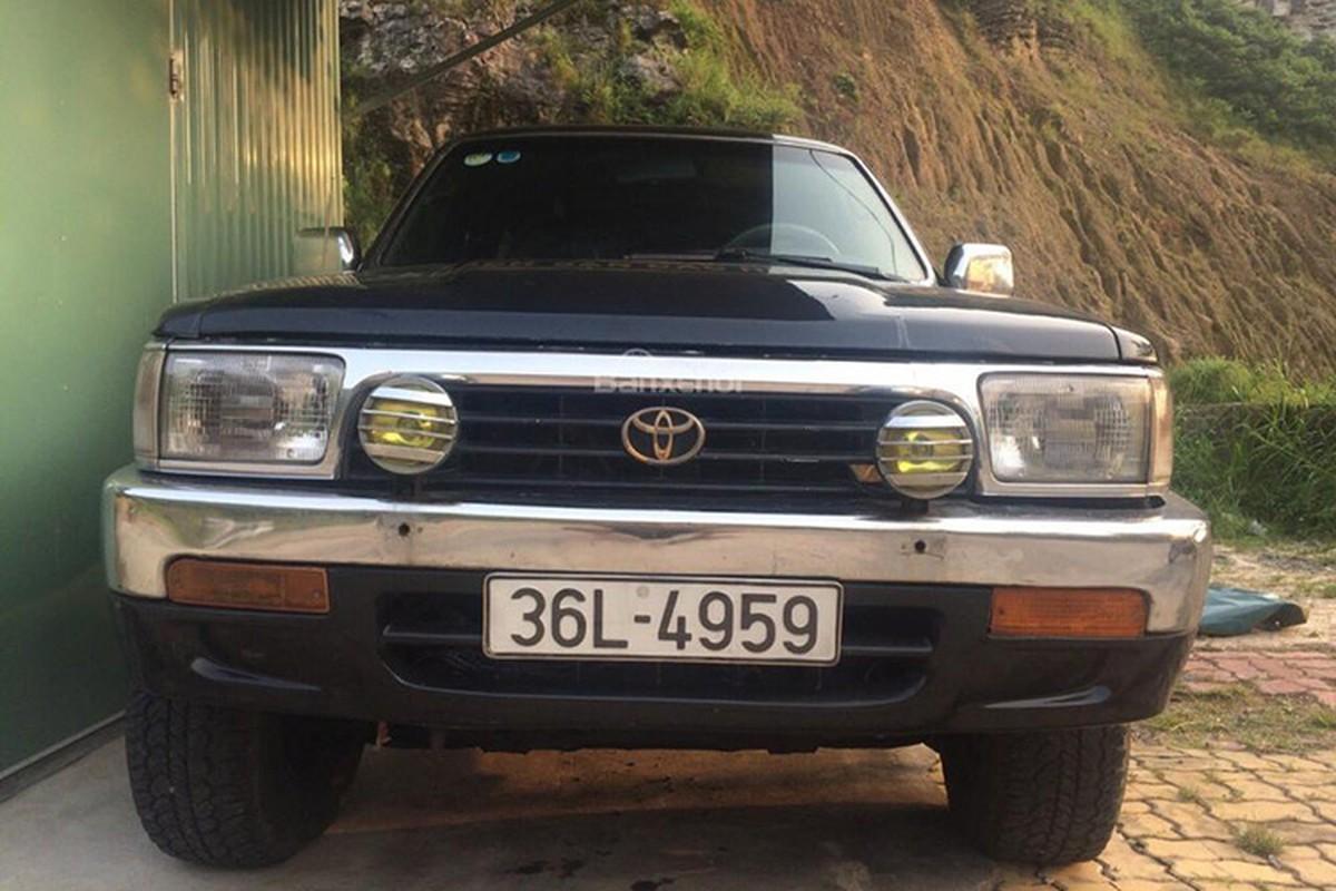 Loat xe oto cu gia duoi 100 trieu dong tai Viet Nam-Hinh-10