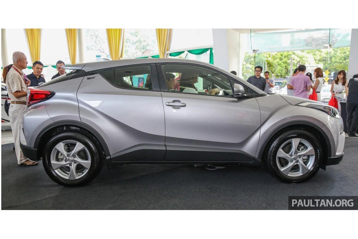 "Toyota ra mat xe oto CH-R ""doi thu"" Mazda CX-3-Hinh-2"