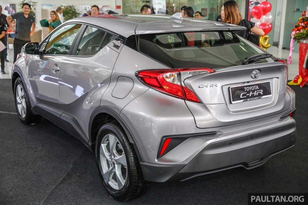"Toyota ra mat xe oto CH-R ""doi thu"" Mazda CX-3-Hinh-3"