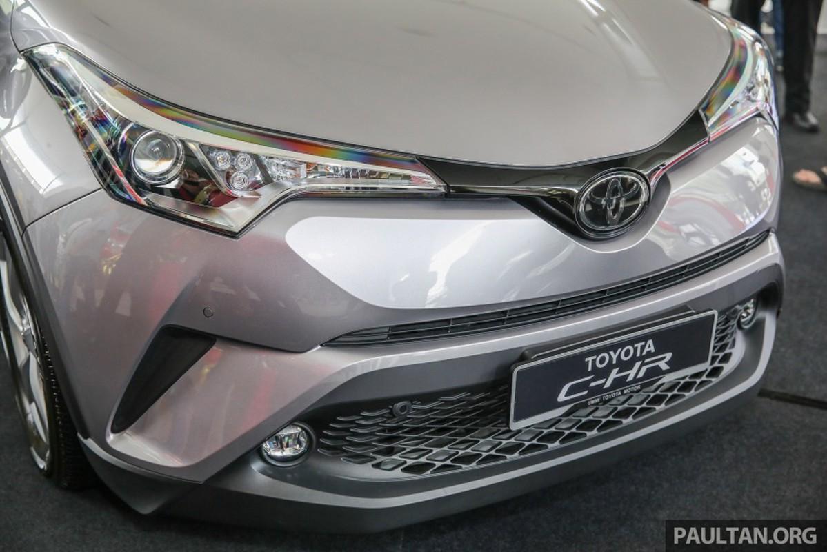 "Toyota ra mat xe oto CH-R ""doi thu"" Mazda CX-3-Hinh-5"