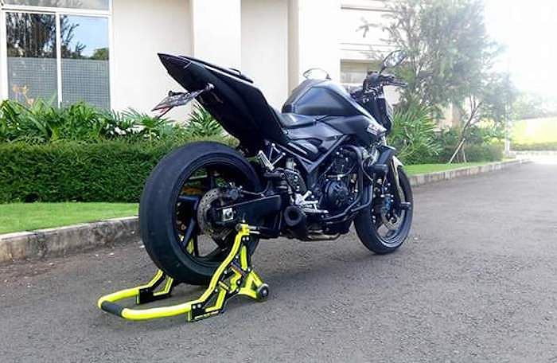 "Dan choi ""bien hinh"" Yamaha MT-25 thanh sieu moto-Hinh-7"