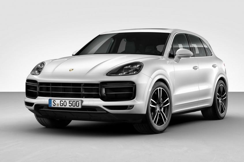 Can canh Porsche Cayenne Turbo 2018 gia 3,4 ty dong-Hinh-9