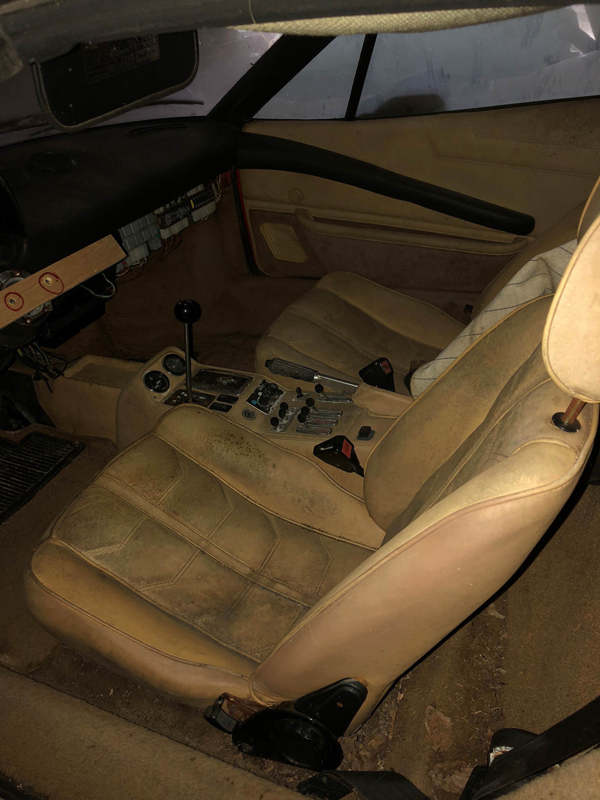 Sieu xe Lamborghini Countach