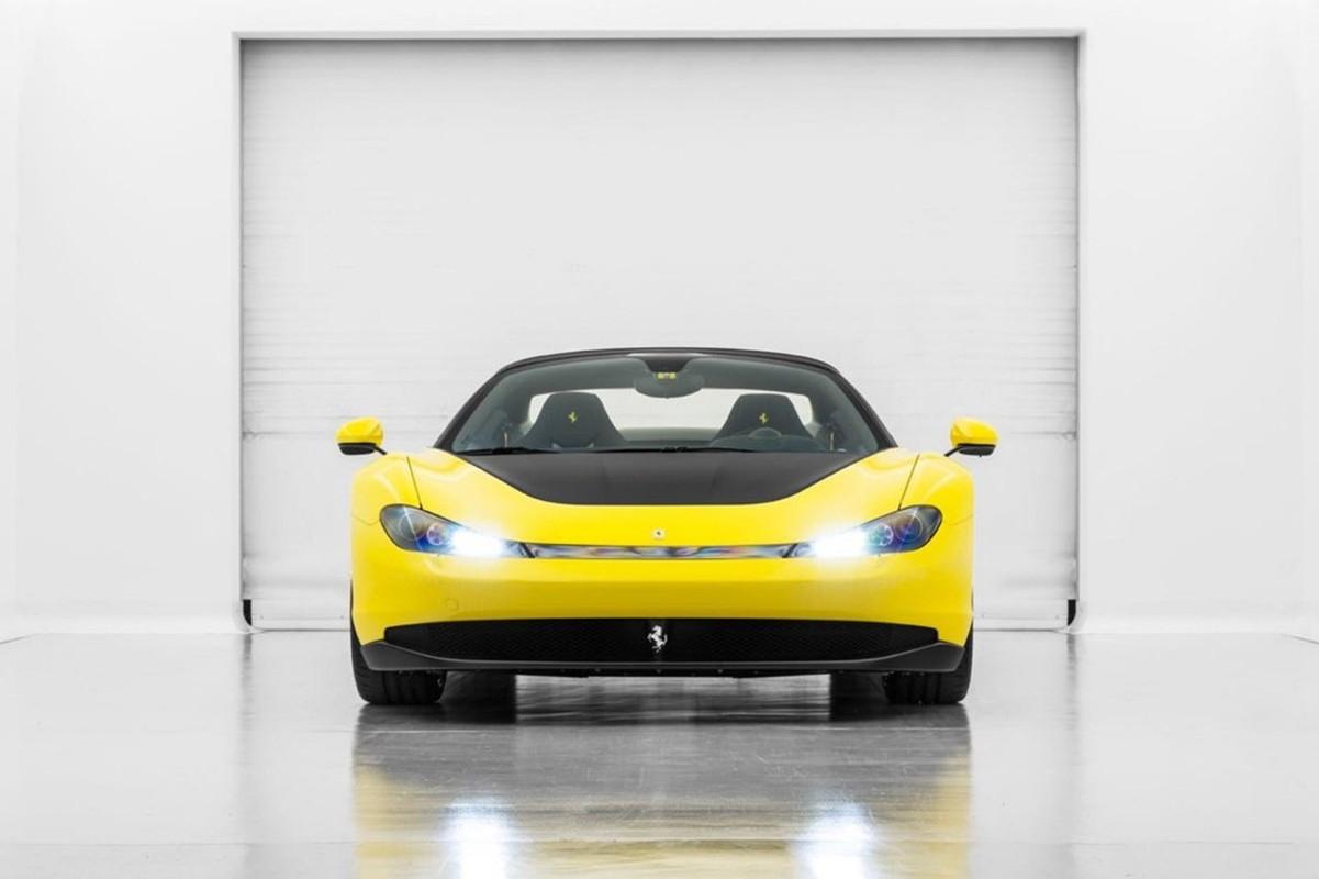Sieu xe Ferrari cu hiem nhat the gioi gia hon 94,3 ty dong