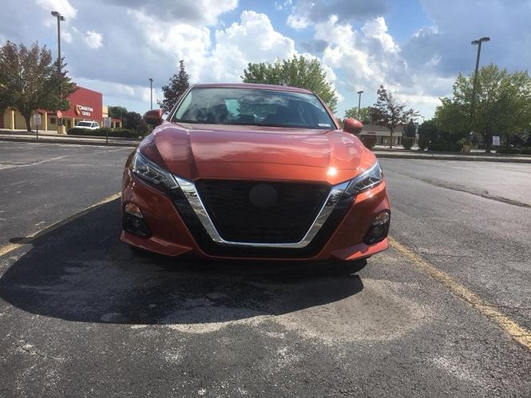 Xe Sedan Nissan Teana 2019