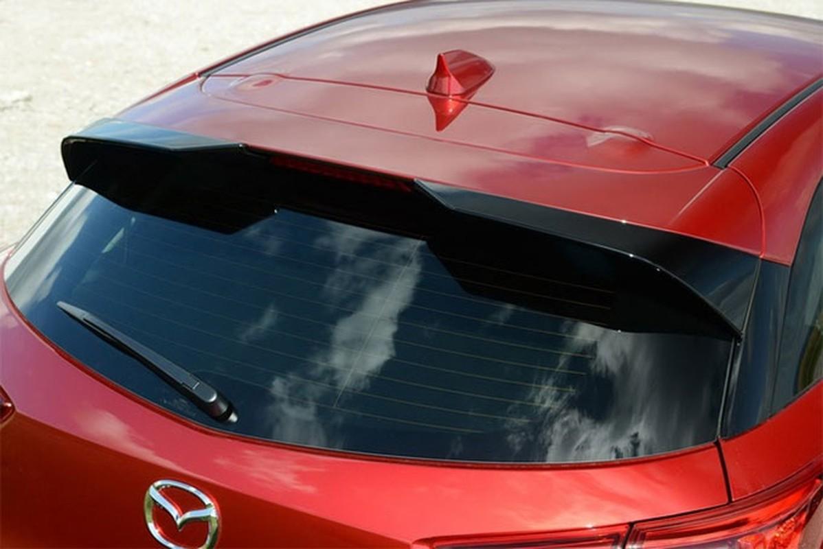 Chi tiet Mazda2 va CX-3 Black Edition 2018 ban gioi han-Hinh-4