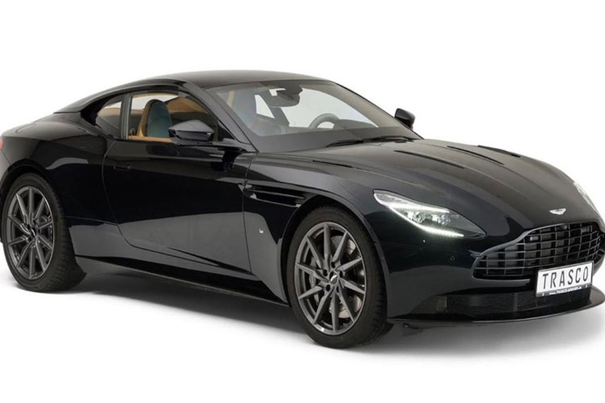 Xe boc thep chong dan Aston Martin gia 4,6 ty dong-Hinh-2