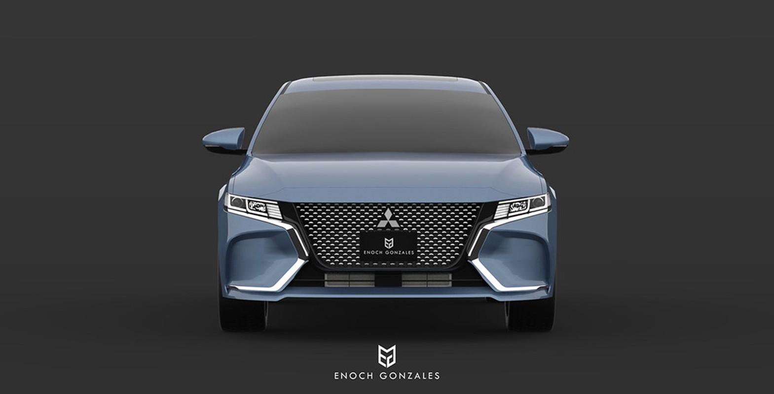 Mitsubishi Gallant the he moi se hoi sinh vao nam 2020?-Hinh-2