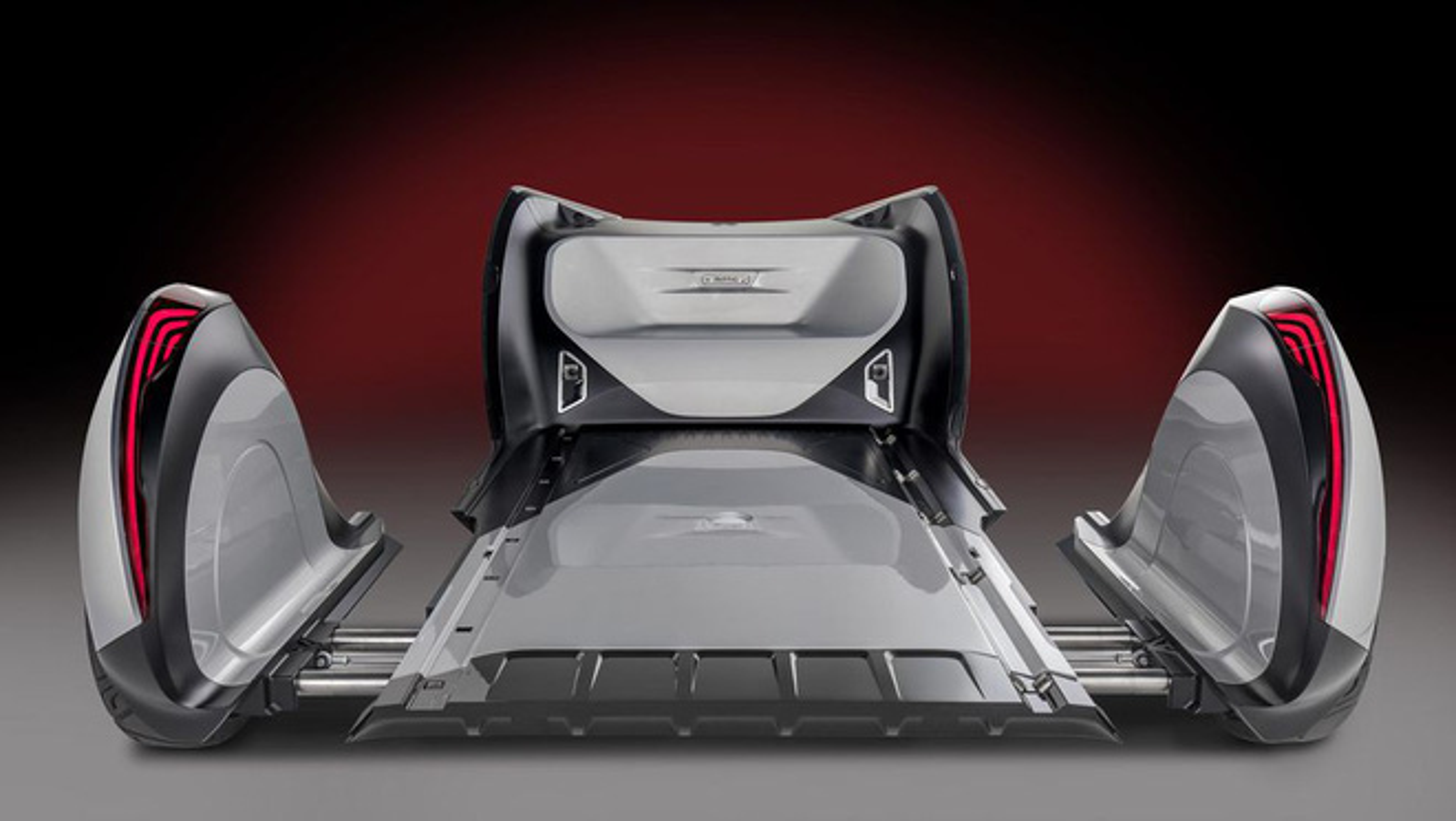 Choang voi concept xe dien sieu doc la cua Mercedes-Benz-Hinh-3