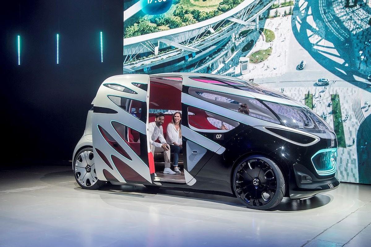 Choang voi concept xe dien sieu doc la cua Mercedes-Benz-Hinh-4