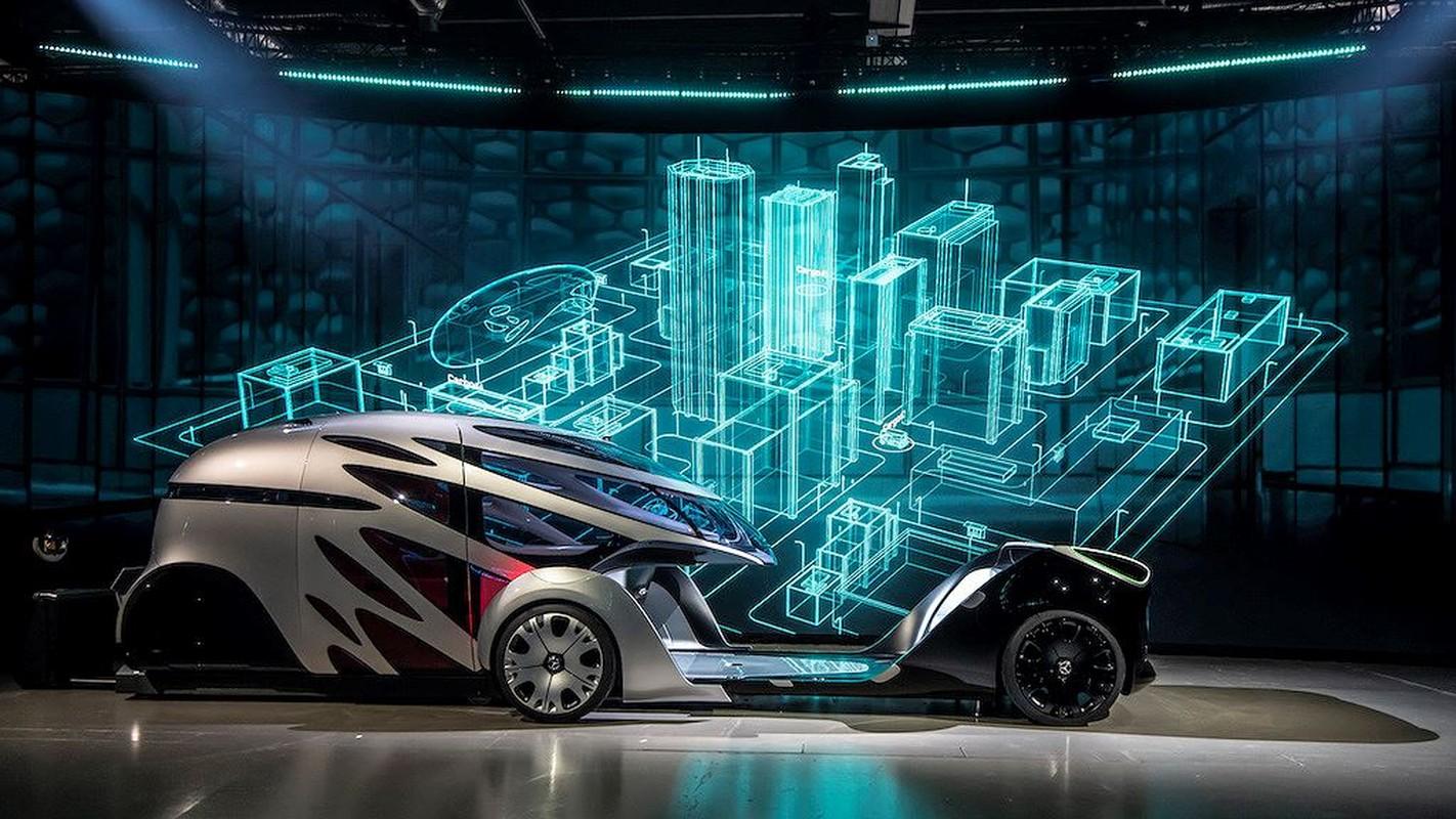 Choang voi concept xe dien sieu doc la cua Mercedes-Benz-Hinh-5