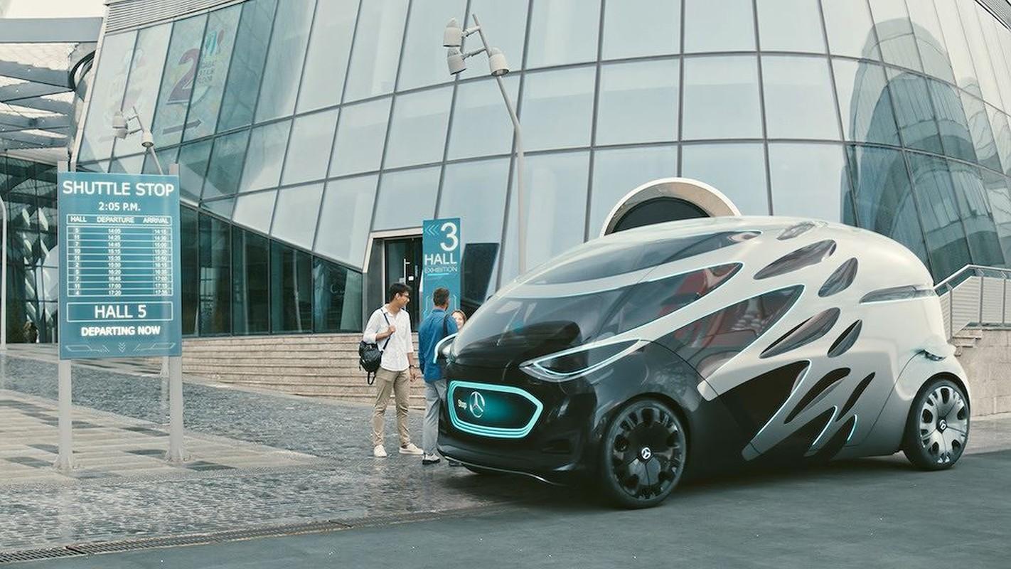 Choang voi concept xe dien sieu doc la cua Mercedes-Benz-Hinh-6