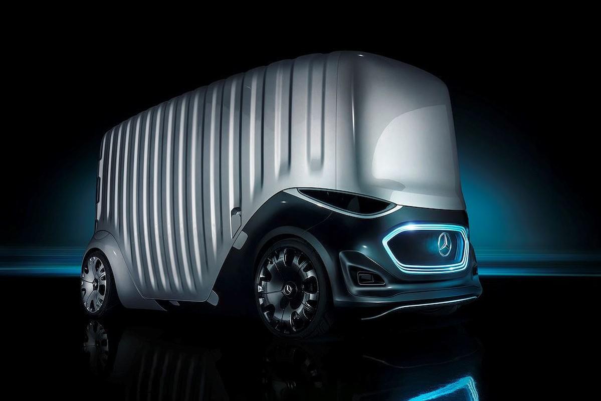 Choang voi concept xe dien sieu doc la cua Mercedes-Benz-Hinh-8