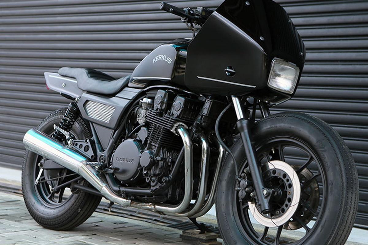 Soi xe moto canh sat Honda CBX750 do sieu la-Hinh-2