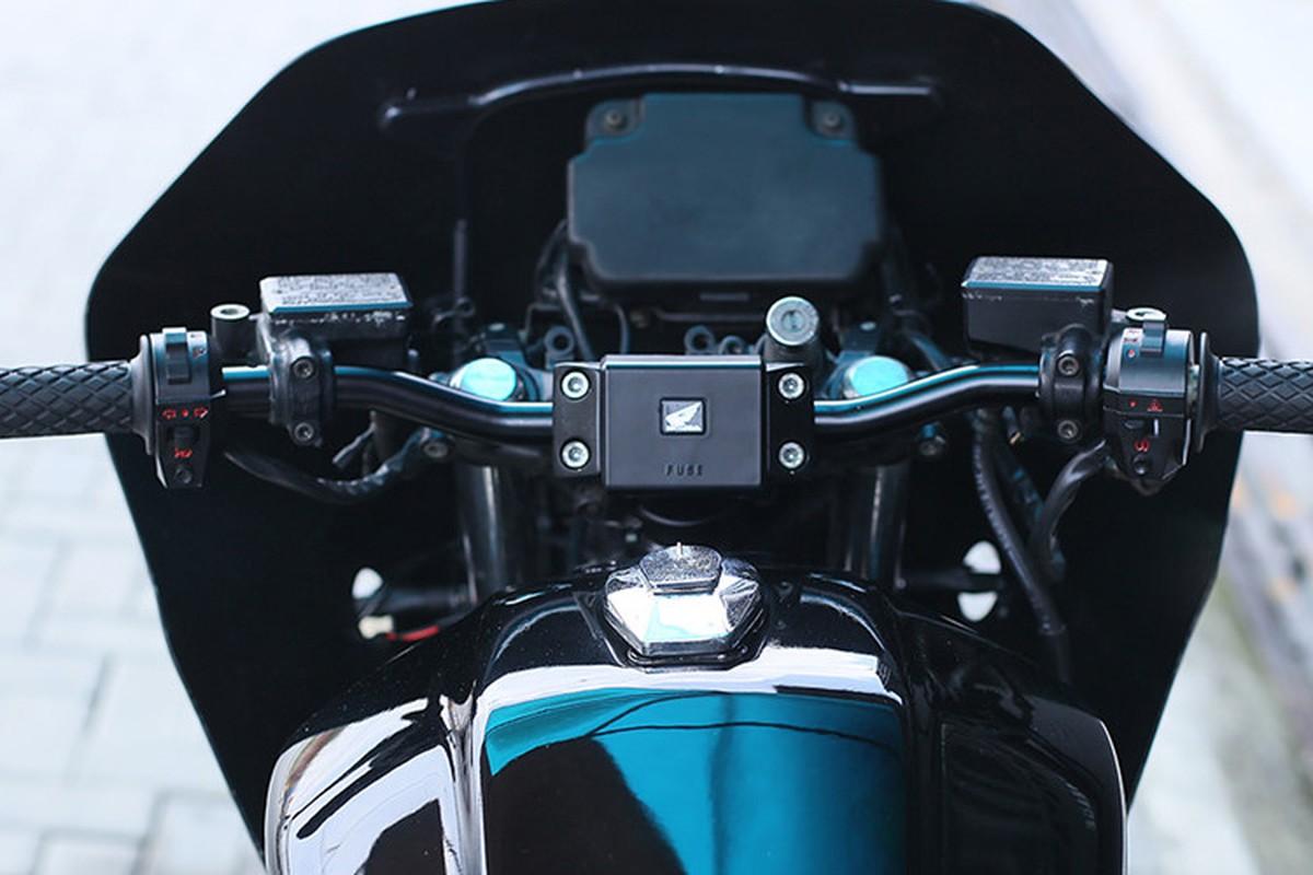 Soi xe moto canh sat Honda CBX750 do sieu la-Hinh-5