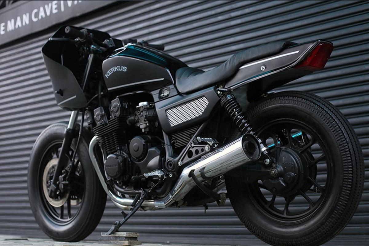 Soi xe moto canh sat Honda CBX750 do sieu la-Hinh-8