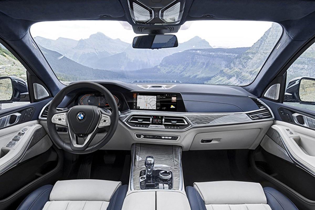 SUV hang sang BMW X7 moi chot gia tu 1,7 ty dong-Hinh-7