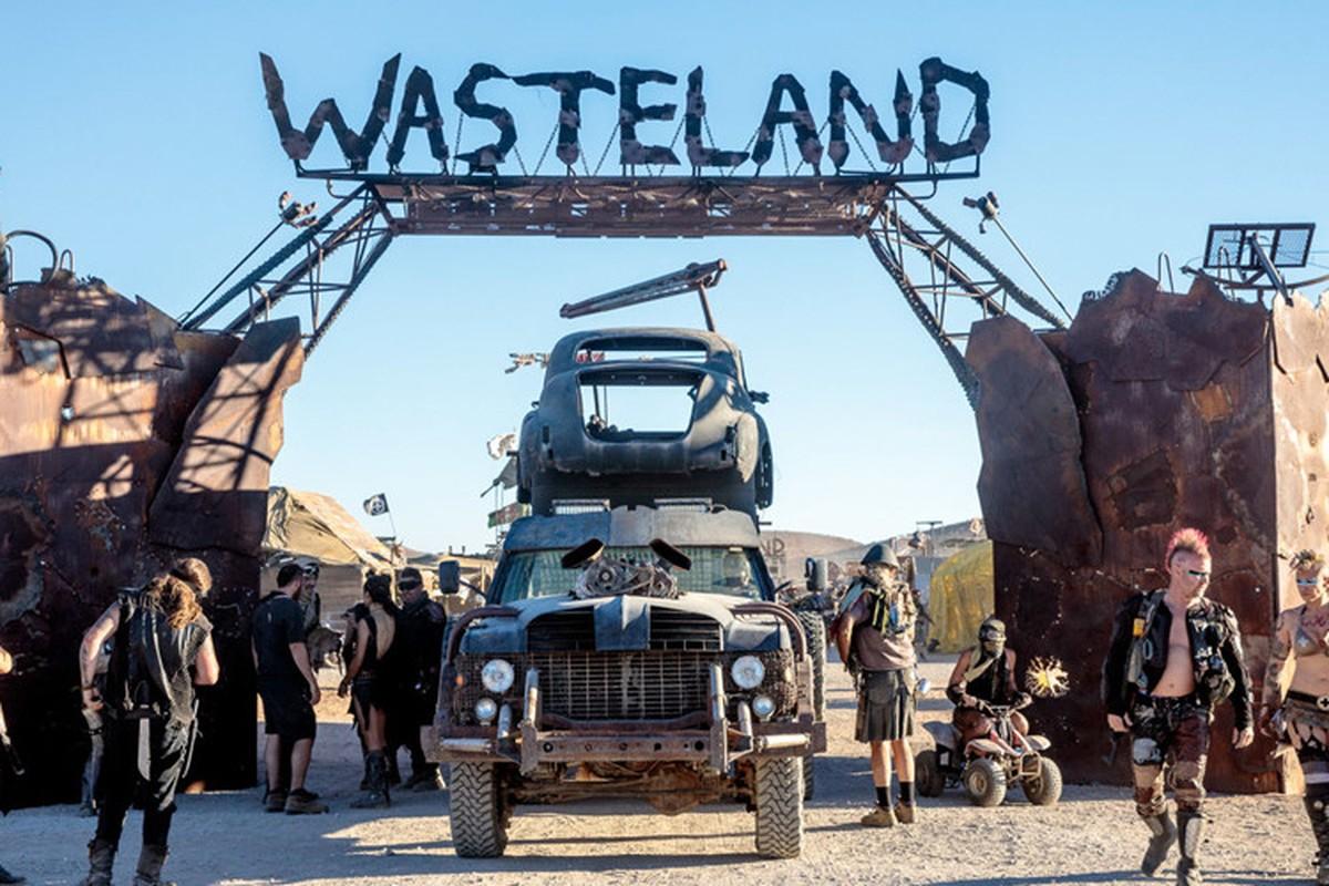 Dan xe hop do quai di tai le hoi Wasteland Weeked 2018-Hinh-8
