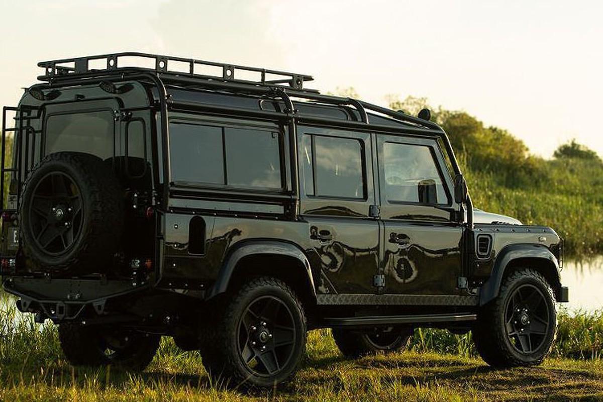 Xem Land Rover Defender 110 do khung tu trong ra ngoai-Hinh-5