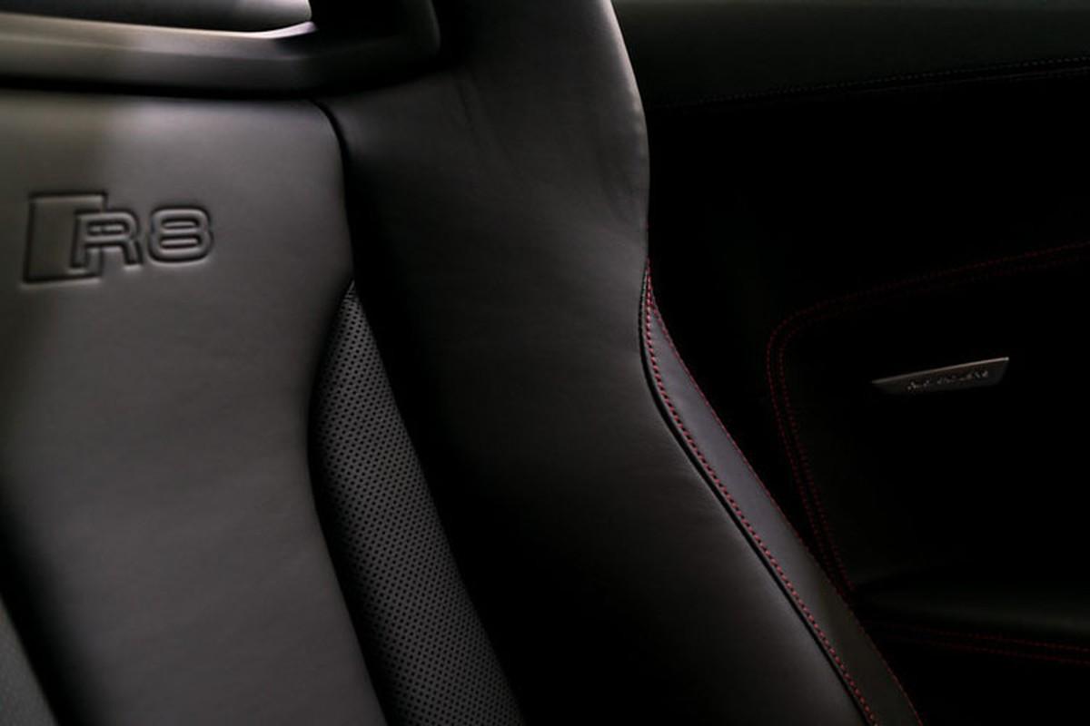 Sieu xe Audi R8 V10 gia tu 5,5 ty dong co gi hot?-Hinh-9