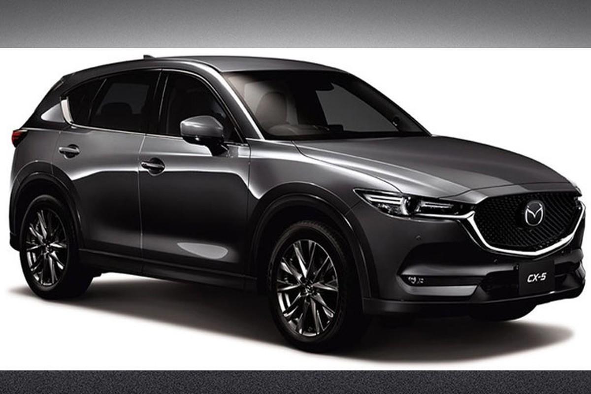 Mazda CX5 2019 527 trieu dong tai Nhat sap ve VN?