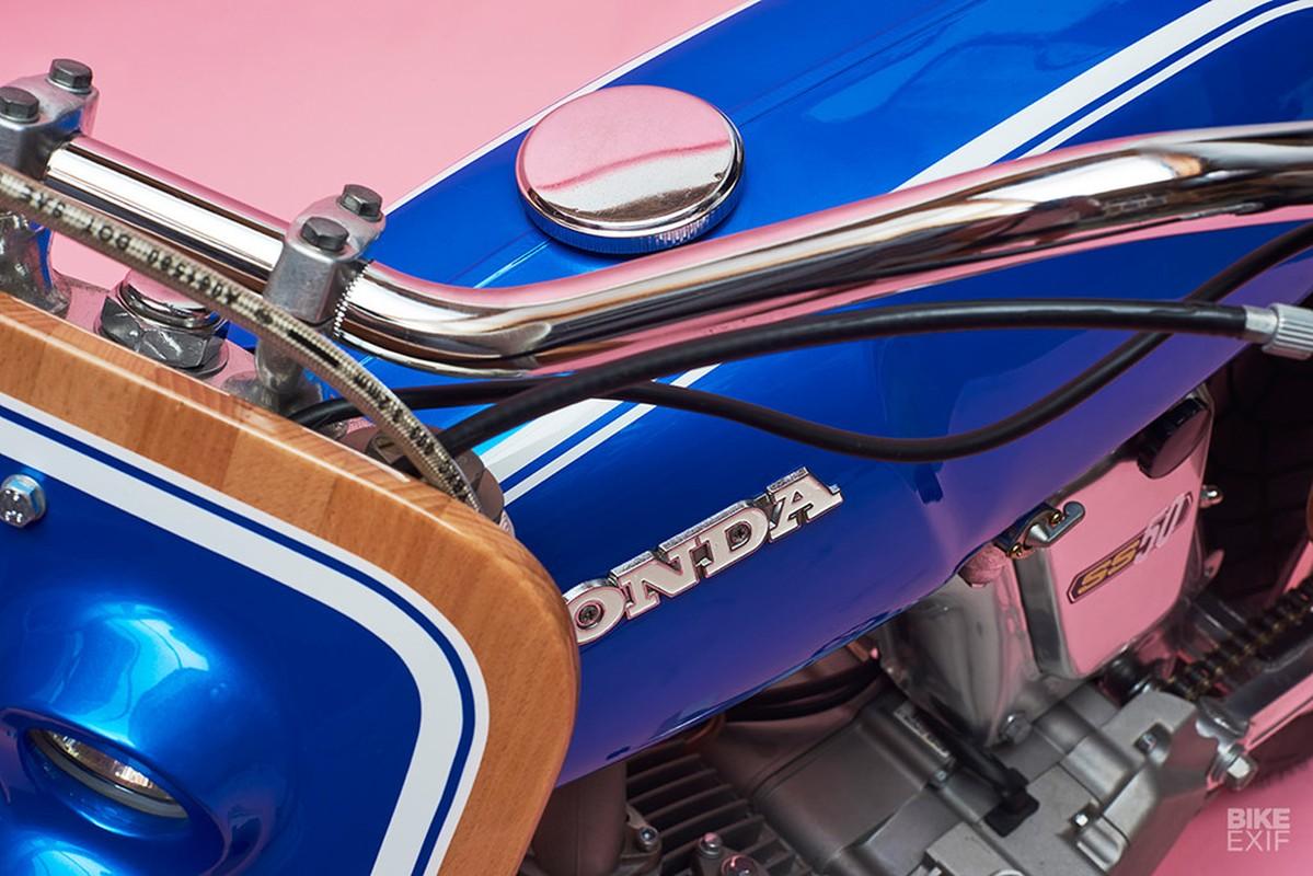 Ngam tuyet tac xe do ti hon Honda SS50-Hinh-5