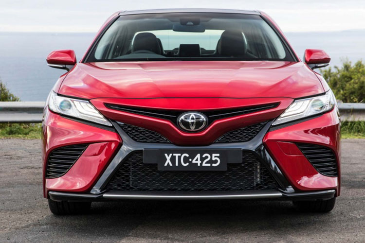 Toyota Camry 2019 hoan toan moi sap chinh thuc ra mat-Hinh-3