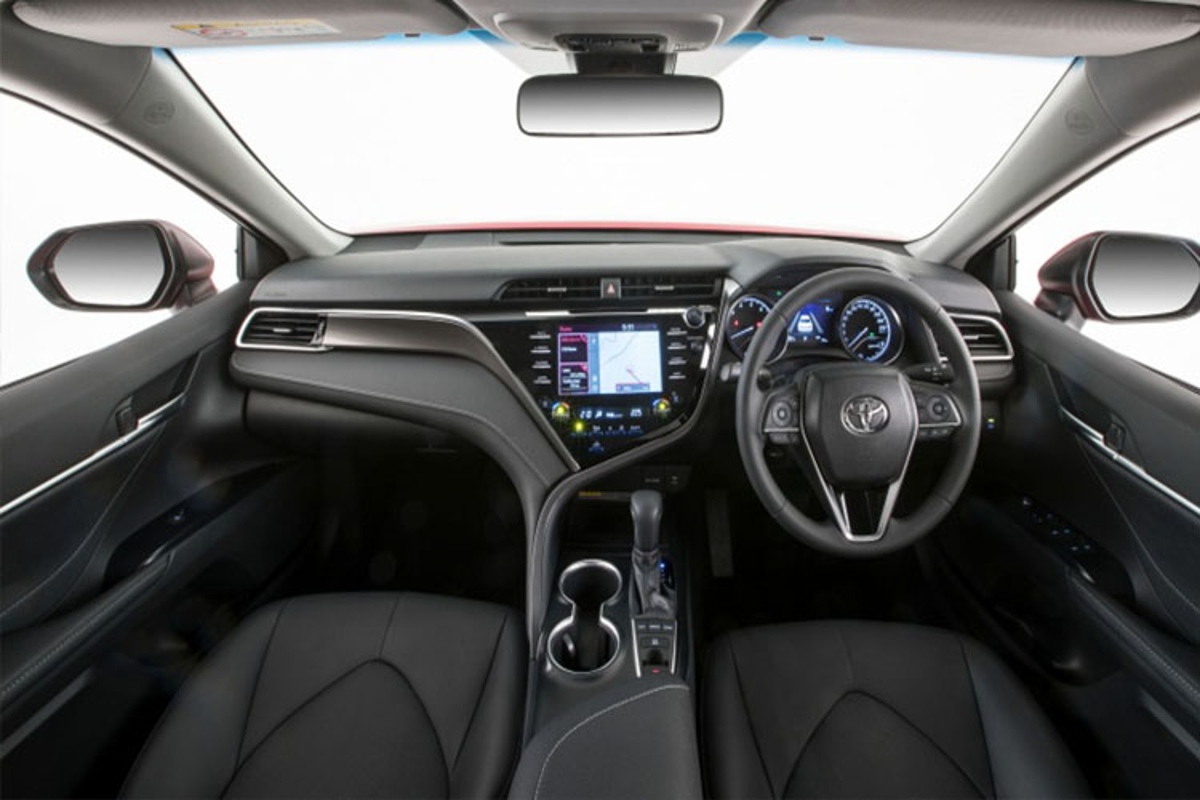 Toyota Camry 2019 hoan toan moi sap chinh thuc ra mat-Hinh-6