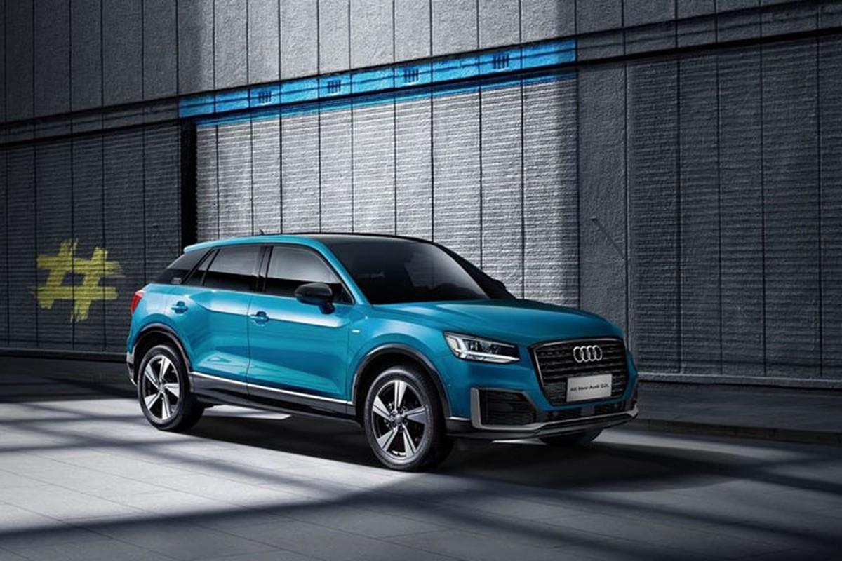 "Audi Q2L 2018 phien ban ""la"" gia chi 730,5 trieu dong-Hinh-2"