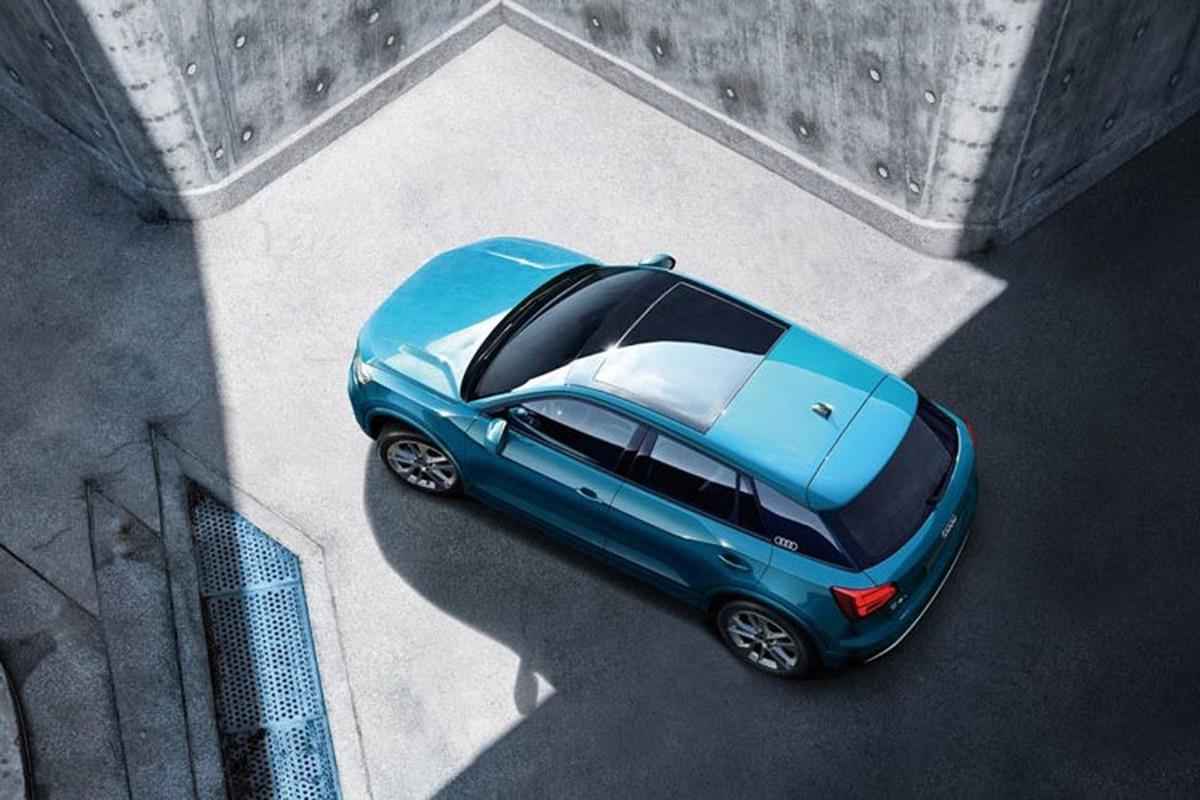 "Audi Q2L 2018 phien ban ""la"" gia chi 730,5 trieu dong-Hinh-5"