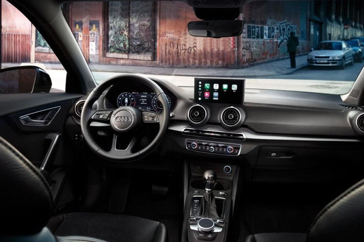 "Audi Q2L 2018 phien ban ""la"" gia chi 730,5 trieu dong-Hinh-6"