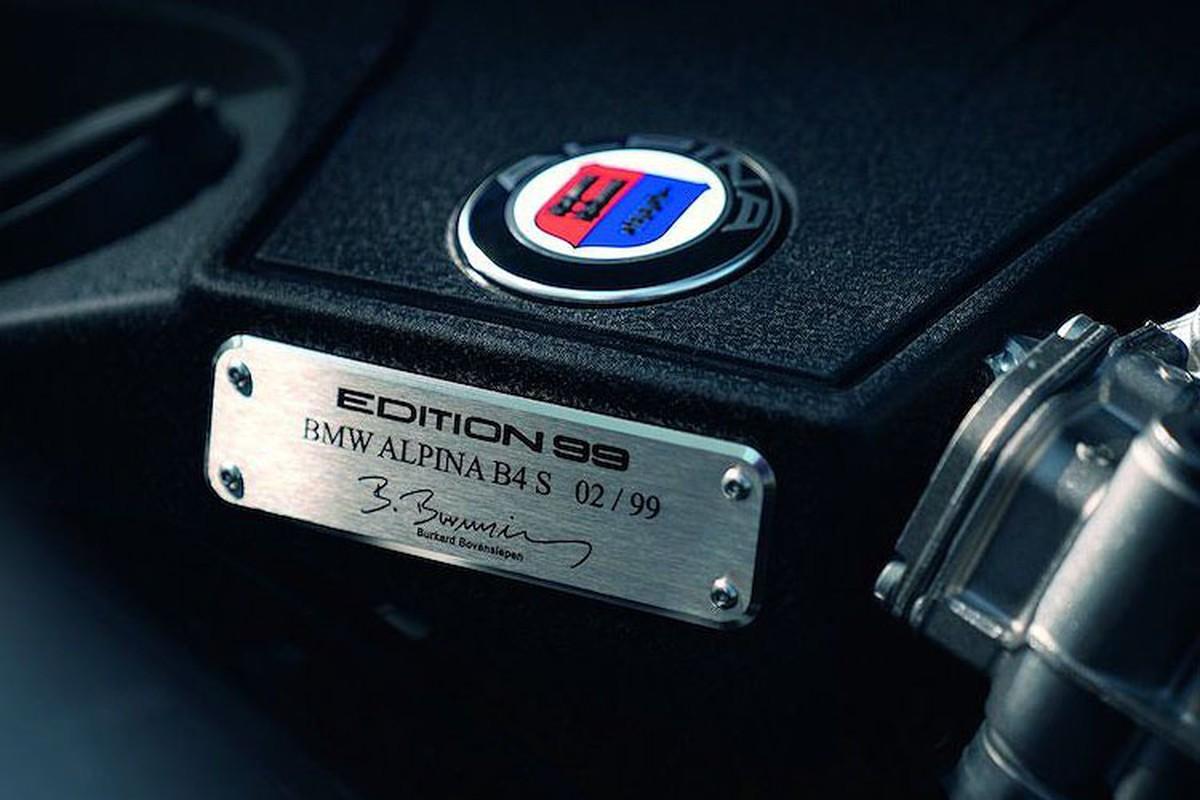 "Alpina B4 S Edition ""nhai"" BMW 4 Series gia chi 2 ty dong-Hinh-5"