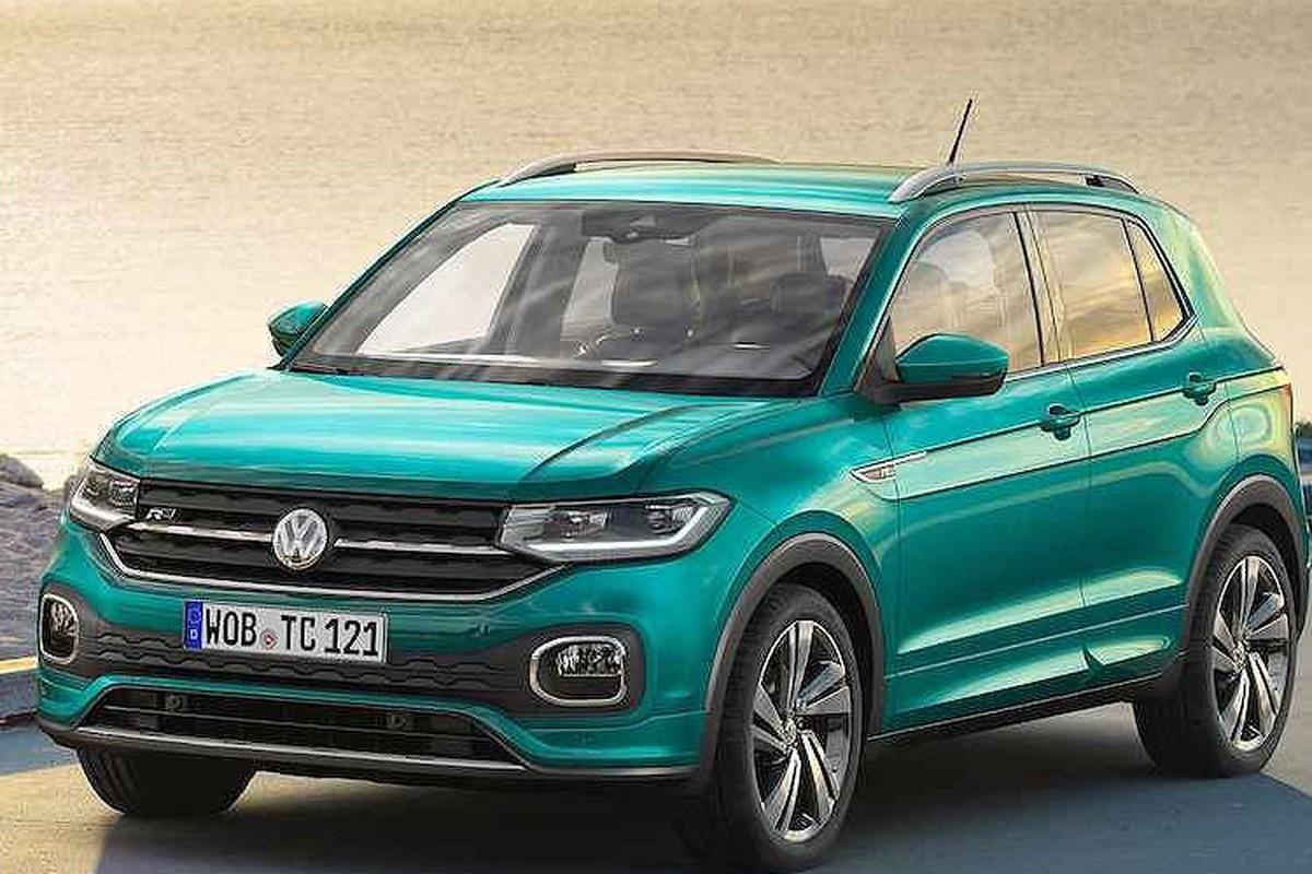 Soi chi tiet Volkswagen T-Cross gia tu 475 trieu dong-Hinh-2