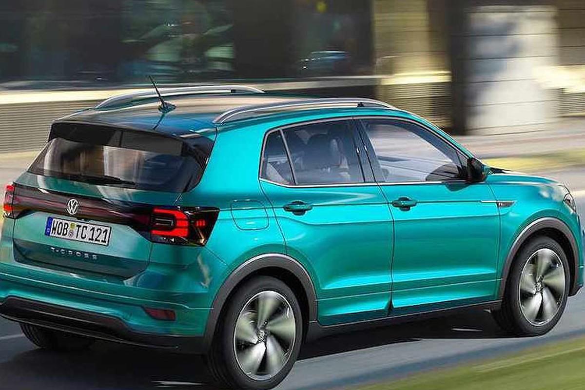 Soi chi tiet Volkswagen T-Cross gia tu 475 trieu dong-Hinh-5