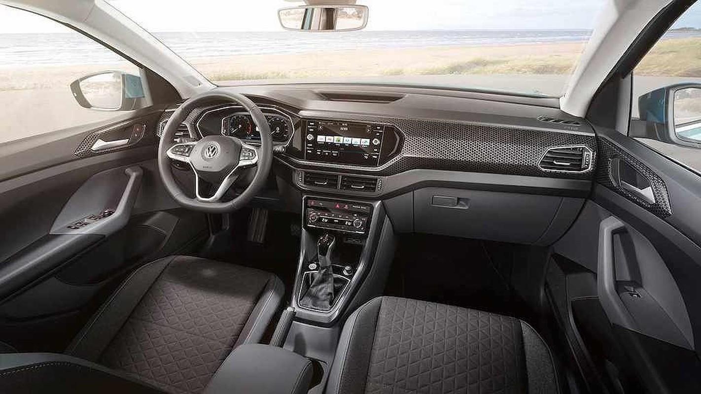 Soi chi tiet Volkswagen T-Cross gia tu 475 trieu dong-Hinh-7